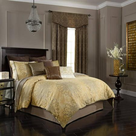 Beautyrest Sandrine 4 Piece Comforter Set ()