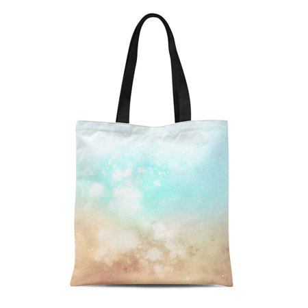 KDAGR Canvas Tote Bag Relaxing and Soothing Neutral Calm Conveys Sense of Harmony Durable Reusable Shopping Shoulder Grocery Bag ()