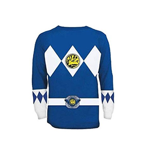 Mighty Realty Inc Home: Power Rangers Long Sleeve Shirt