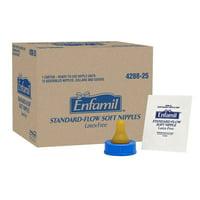 Enfamil Standard-Flow Soft Nipple (Pack of 12)