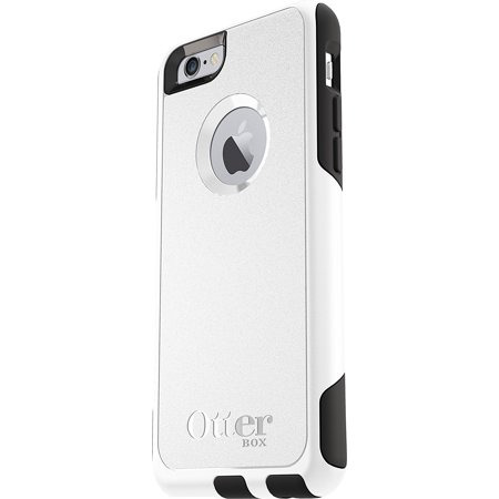 half off 095c2 51d53 OtterBox Commuter Series Case for iPhone 6/6s White & Black