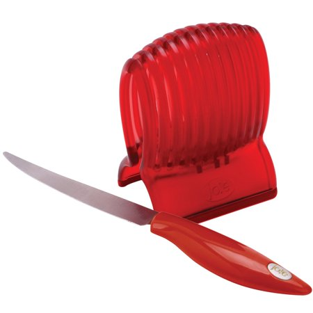MSC International Joie Tomato Slicer & Knife (Best Knife To Cut Tomatoes)