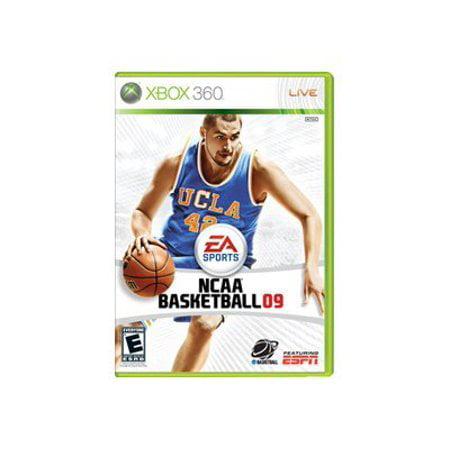 NCAA Basketball 09 - Xbox 360 (Refurbished) ()