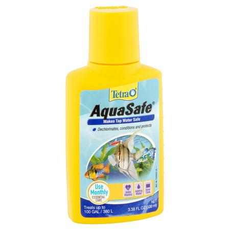 Tetra Aquasafe Fish Tank Water Conditioner 338 Ounce Walmart
