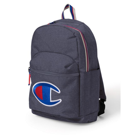 Champion Life Super C SuperCize Adjustable Strap Backpack School Bag NAVY - Navy Backpacks