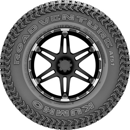 Kumho Road Venture AT51 235/70R16 104 T Tire ()