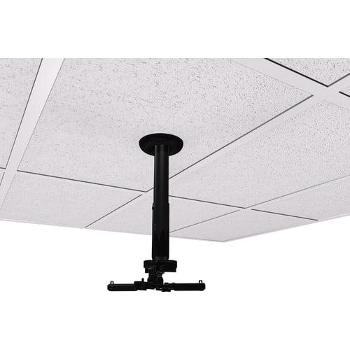 Crimson AV Universal Suspended Ceiling Mount Projector Kit