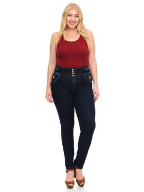 8f799b525c6 Product Image M.Michel Women s Jeans · Missy Size · High Waist · Push Up ·  Style
