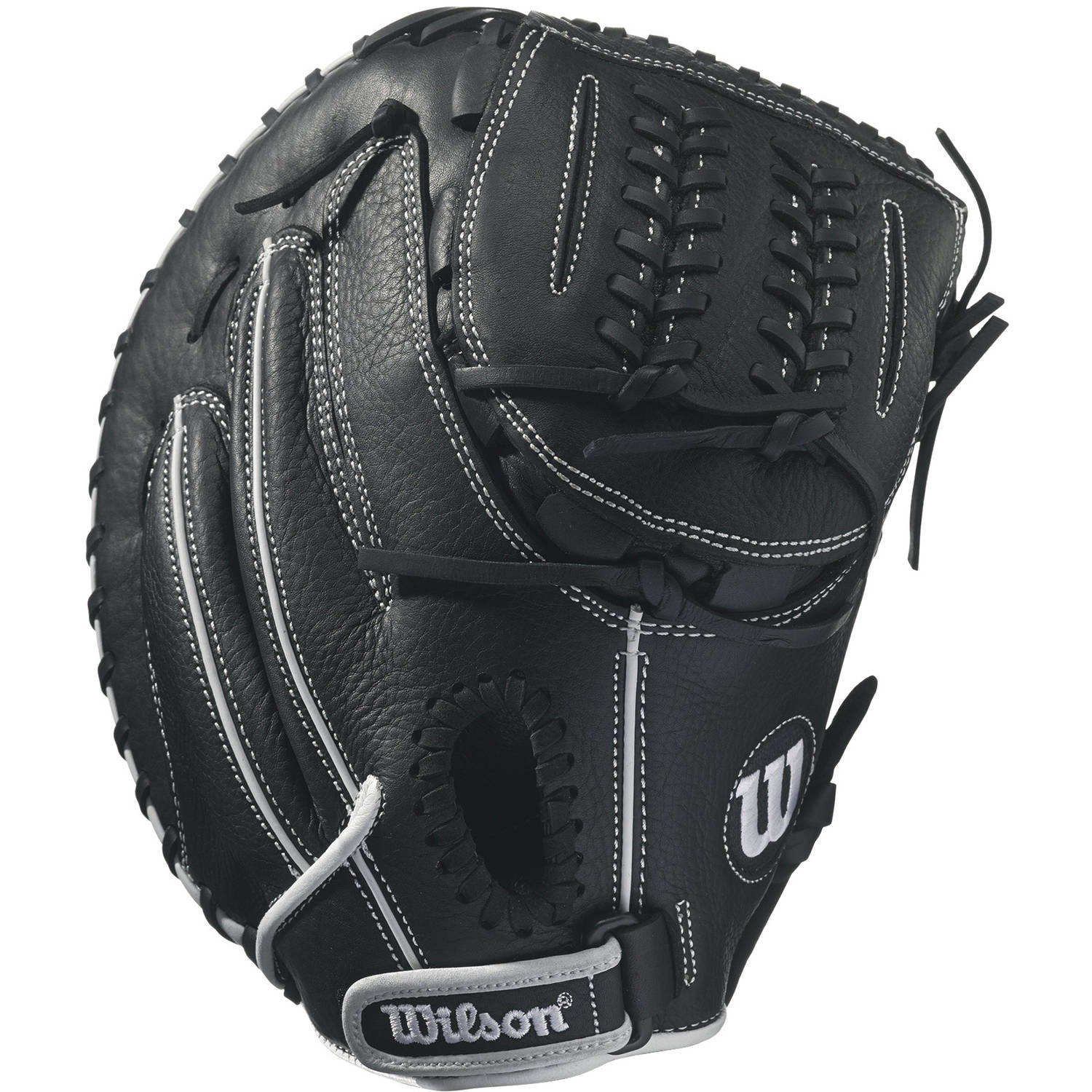 "Wilson Sporting Goods Onyx Catchers Mitt, 33"" by Wilson"