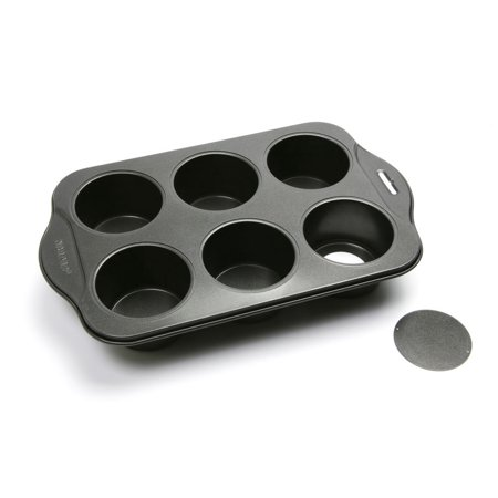 Norpro Nonstick 6 Cup Small Mini Cheesecake Muffin Cupcake Tart Quiche Pan New - Halloween Cheesecake Cupcakes