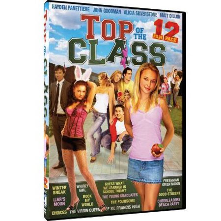 Top Of The Class: 12 Movie Collection - Top 10 Movies For Halloween