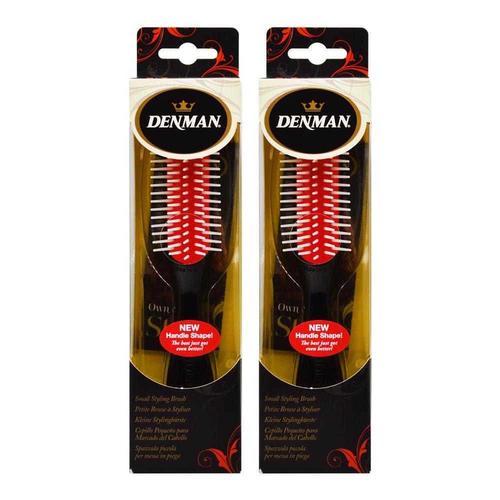 "Denman Styling Hair Brush D14 - 5 Row ""Pack of 2"""