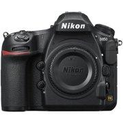 Nikon D850 DSLR Camera (Body Only) (Intl Model)