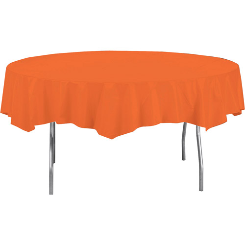 """round table cover, 82"""" - walmart"""
