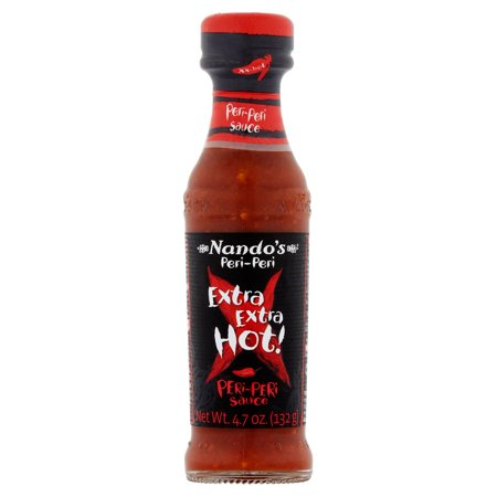 Nando Sauce Peri Peri Xxhot,4.7 Oz (Pack Of 6) (Nandos Peri Peri Red Pepper Dip Recipe)