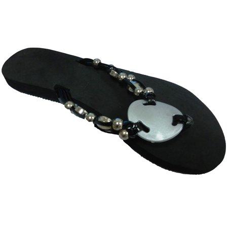 Envision Studio Women Flip Flop Summer Thong Sandals W