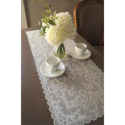 Heritage Lace Downton Abbey Grantham Table Runner