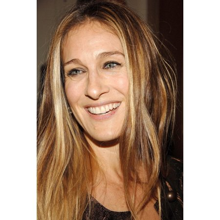 Sarah Jessica Parker At Arrivals For A Chorus Line Revival Opening Night On Broadway Gilt At The Palace Hotel New York Ny October 05 2006 Photo By William D BirdEverett Collection Photo Print - Halloween Is Black As Night Chords