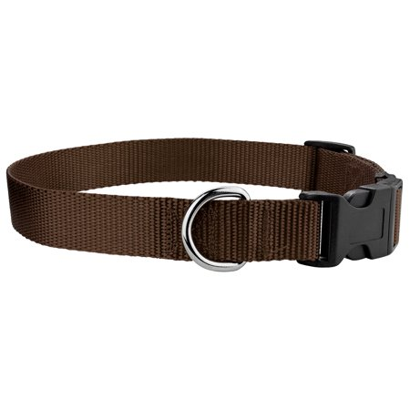 - Country Brook Design® Economy Nylon Dog Collars(Various sizes & colors available)