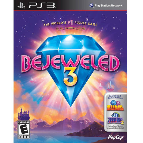 Bejeweled 3 (PS3) - Pre-Owned