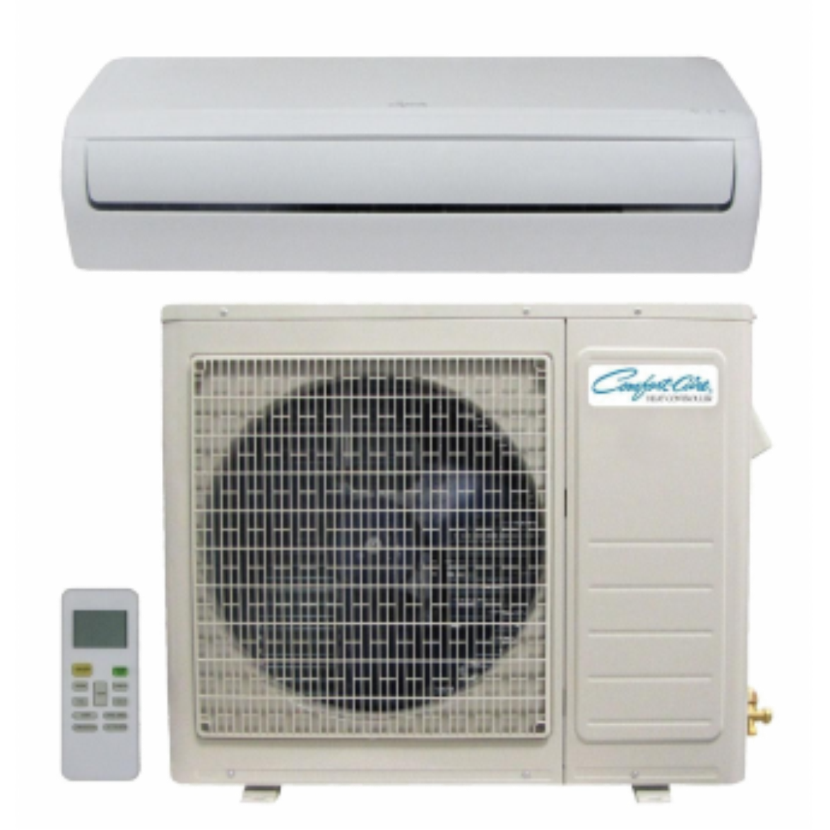 Comfort-Aire DVC09SD 9,000 BTU Ductless Single Zone Mini Split Air Conditioner