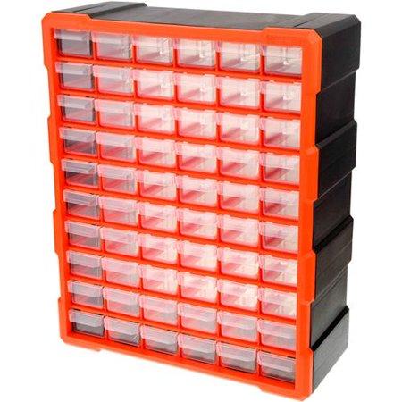 - Grizzly Industrial T26795 60 Drawer Storage Bin