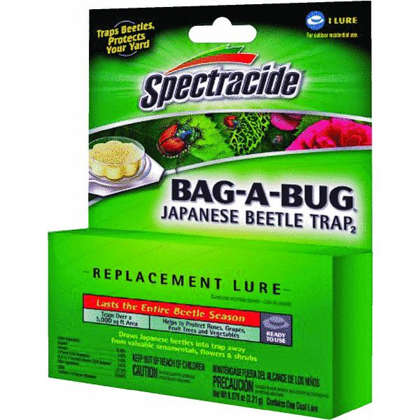 Spectracide Bag-A-Bug Japanese Beetle Replacement Lures