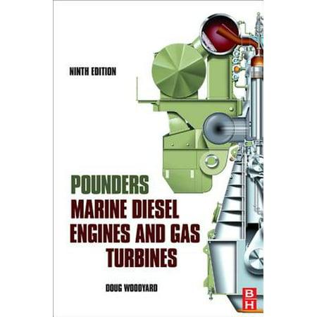 Pounder's Marine Diesel Engines and Gas Turbines - eBook