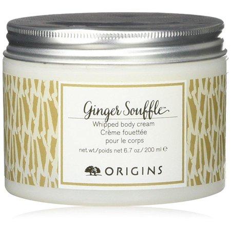 - origins ginger souffle whipped body cream 6.7 oz - 2015 new