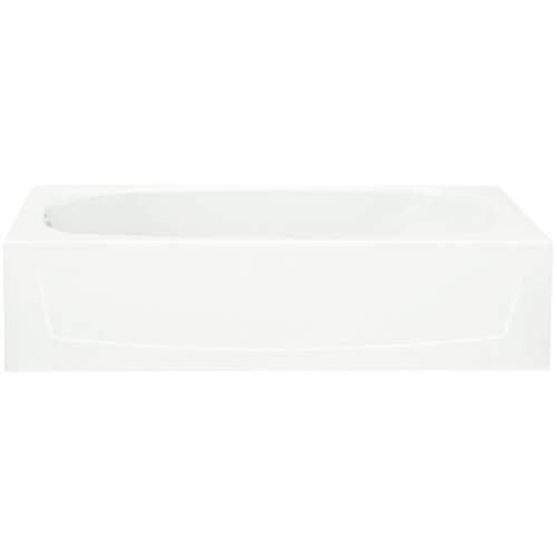"Sterling 71041112 Performa 60"" x 30-1/4"" Vikrell Soaking Bathtub for Alcove Inst"
