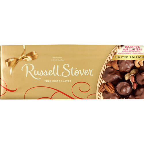 Russell Stover Delights & Nut Clusters Assortment, 7 oz