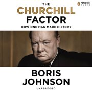 The Churchill Factor - Audiobook