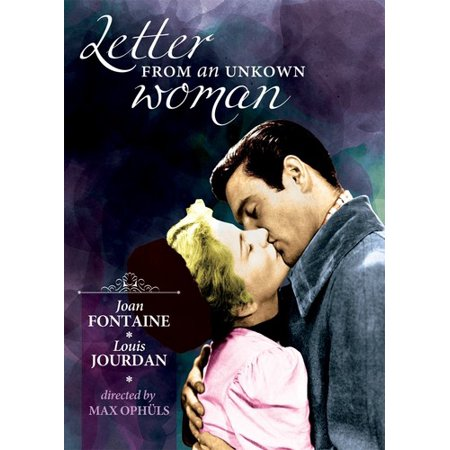 Letter From An Unknown Woman - Pink Lady From Grease