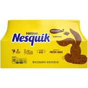 Nesquik Low Fat Chocolate Milk 8 fl oz 12 count