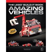 The LEGO Build-It Book, Vol. 1 : Amazing Vehicles
