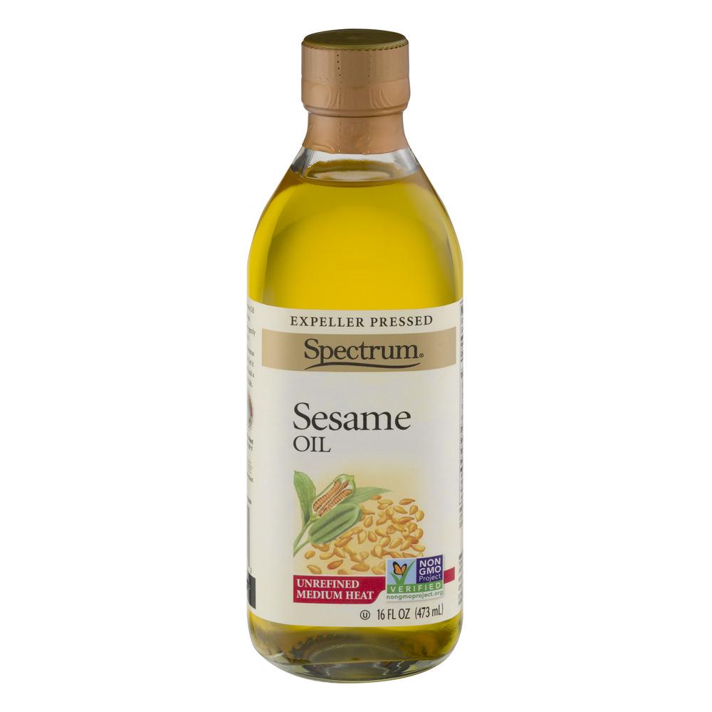 Spectrum Sesame Oil, 16.0 FL OZ
