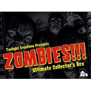 Zombies!!! Ultimate Collector's Box New