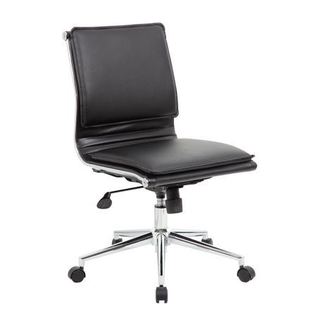 Contemporary Task Chair Black - Boss