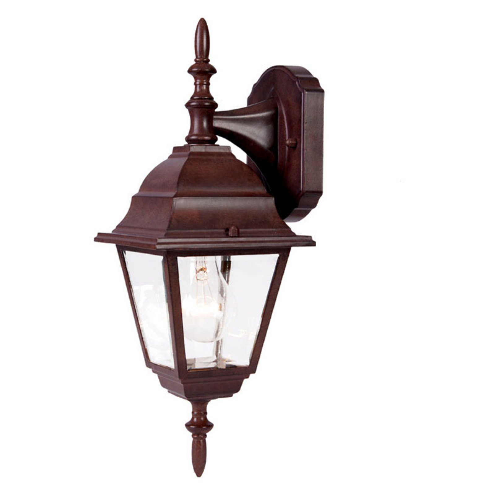 Acclaim Lighting Builders Choice 1 Light Outdoor Wall Mount Light Fixture