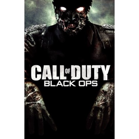 Call of Duty - Black Ops - Zombie Poster Print (24 x 36) - Rob Zombie Halloween Poster