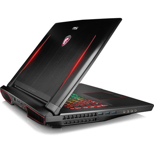 MSI GT73VR Titan (VR Ready) Premium 17.3'' Gaming Laptop ...
