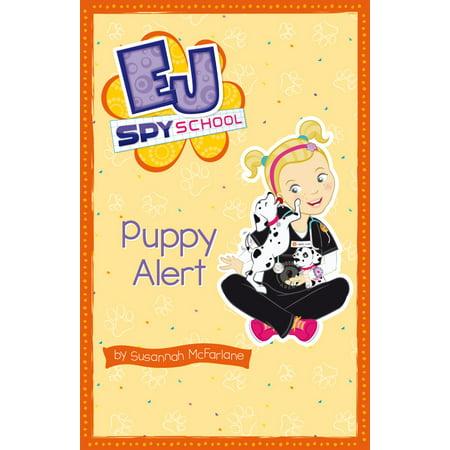 EJ Spy School 4: Puppy Alert - (School Puppy)