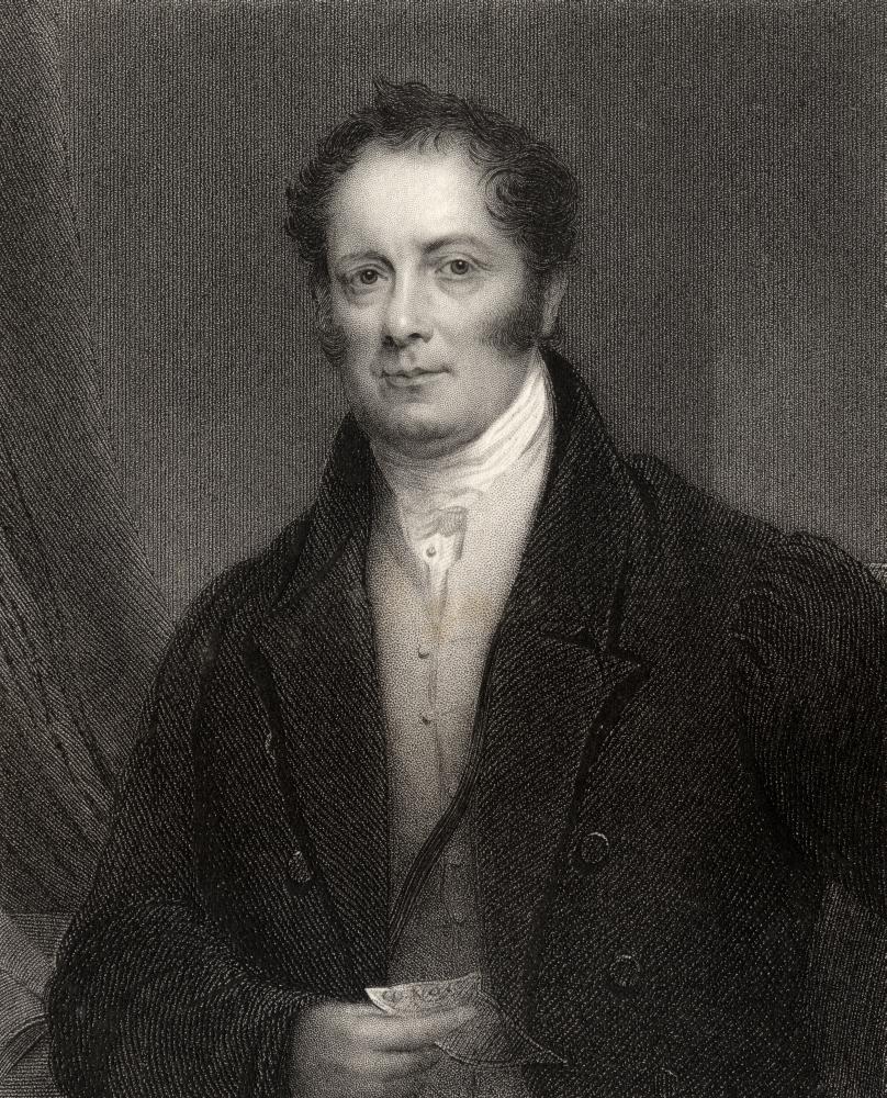 Edward Baines 1774 To 1848 English Newspaper Proprietor