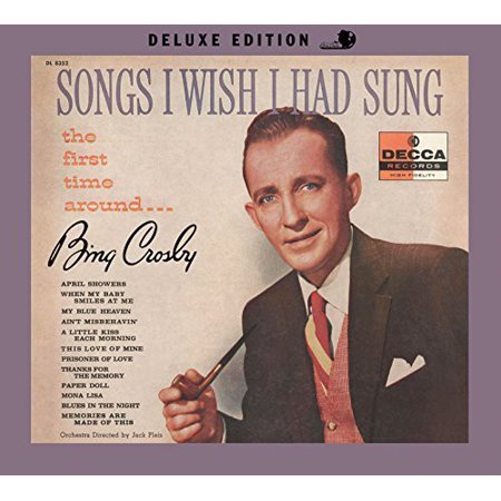 Bing Crosby Halloween Song (Songs I Wish I Had Sung the First Time Around)