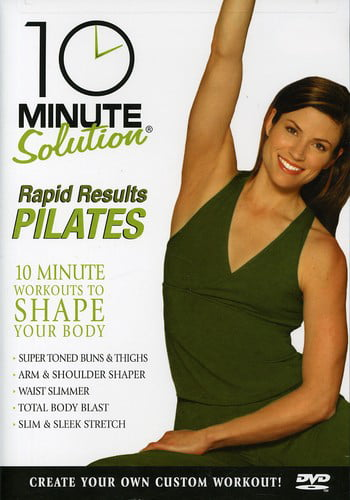 10 Minute Solution: Rapid Results Pilates (DVD) by IDT CORPORATION