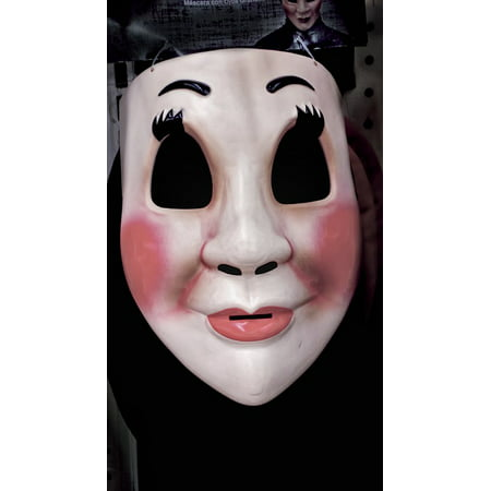 LAMINATED POSTER Halloween Costume Fear Halloween Costume Face Mask Poster Print 24 x 36
