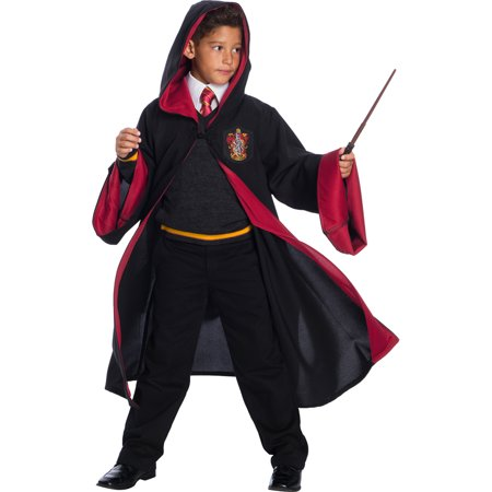 child harry potter gryffindor student halloween costume