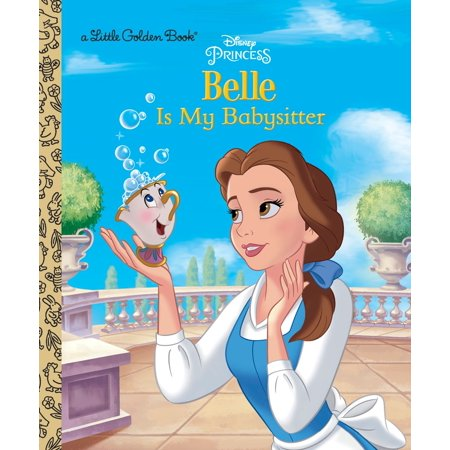 Belle is My Babysitter (Disney - Who Is The Prettiest Disney Princess