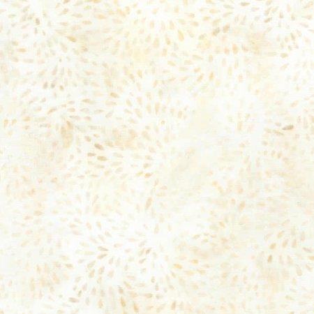 Robert Kaufman Elementals Petals Artisan Batiks Sand Petals