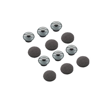 Plantronics Voyager Pro Md Ear Tips 81292 02  6 Pack  3 Medium Pack Eartips For Voyager Pro